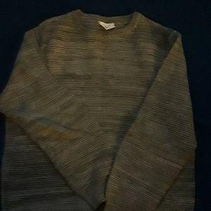 Boys grey sweater size M